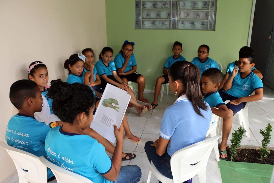 Sessione di lettura